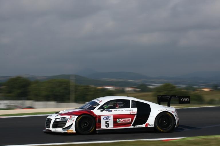Audi Sport Italia torna alla 6 Ore di Vallelunga