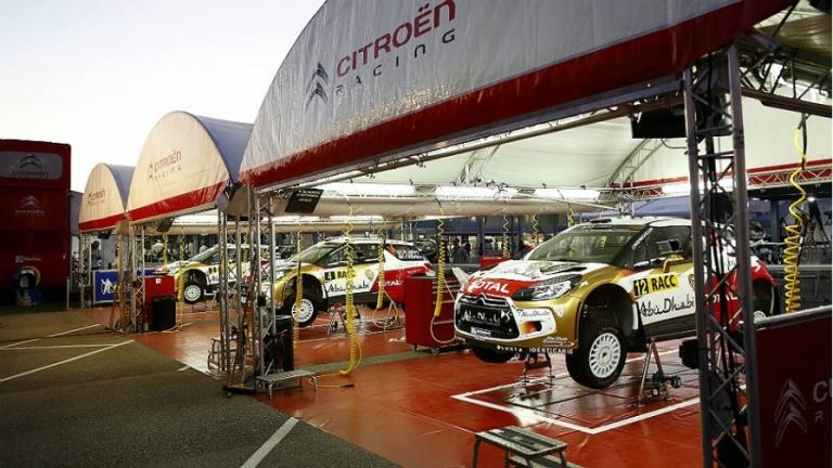 WRC – Citroën promette tante novità sulla DS3