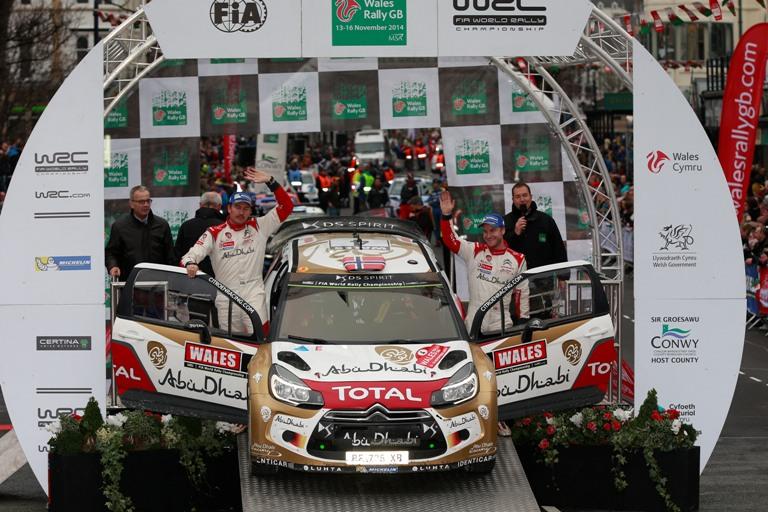 WRC – Citroën la migliore dopo Volkswagen
