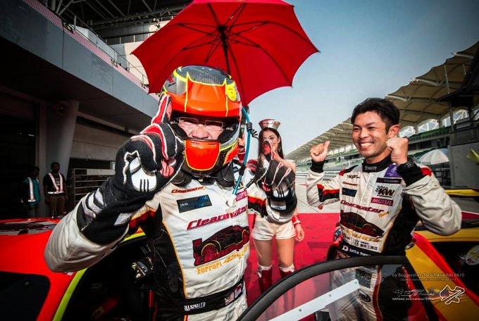 GT Asia – Mok e la Ferrari sono campioni