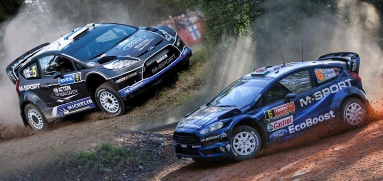 WRC – M-Sport sceglie Tänak