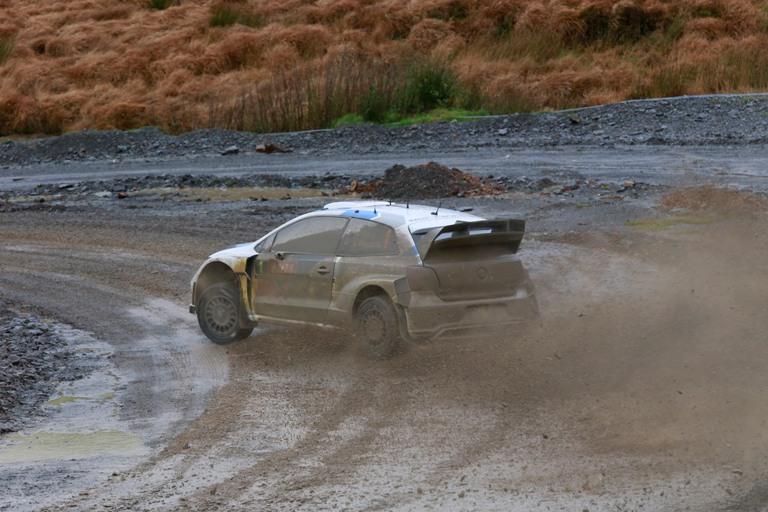WRC – Ogier ancora leader in Galles