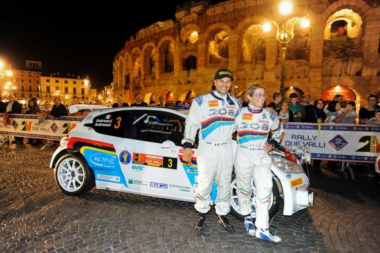 Peugeot si unisce alla Fondazione Ant per il Rally di Monza