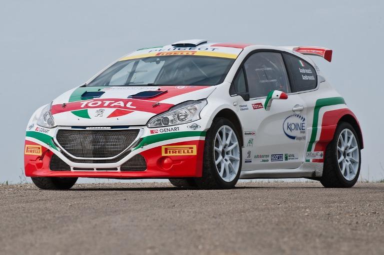 Pirelli protagonista del Rally di Monza