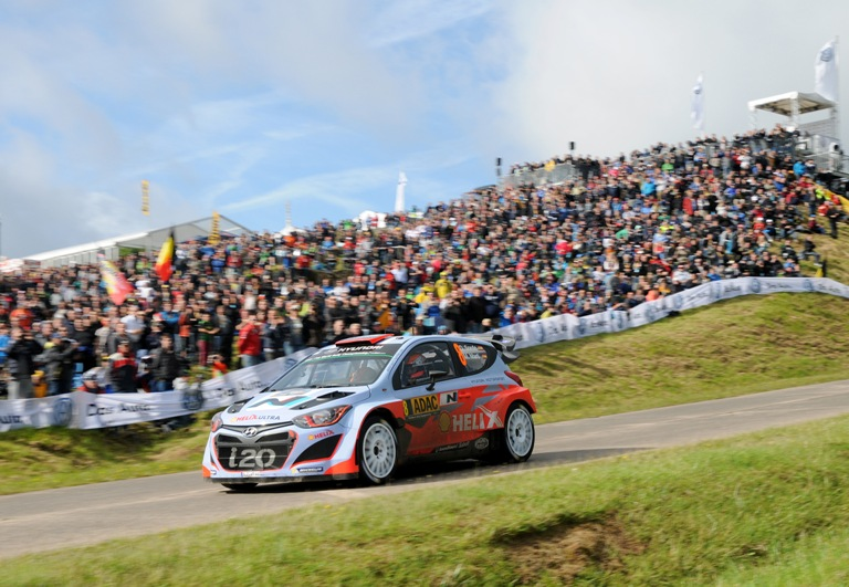 WRC – Sordo in Hyundai fino al 2016