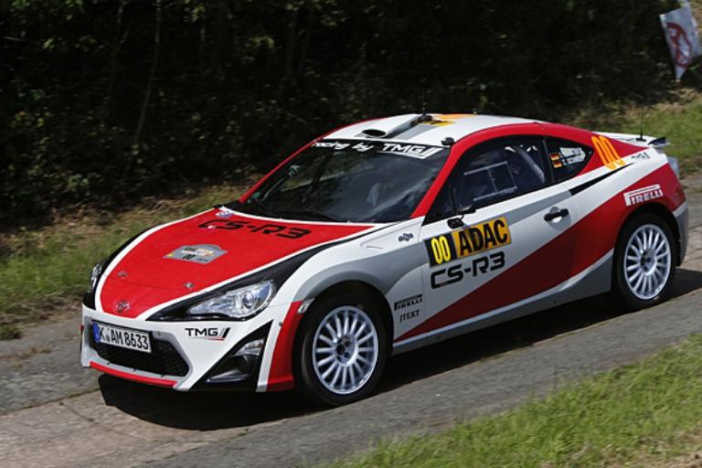 Nuovi test per la Toyota
