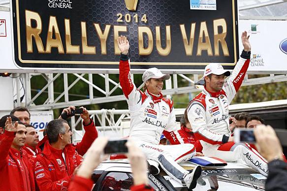Sebastien Loeb ritorna nei rally con una vittoria