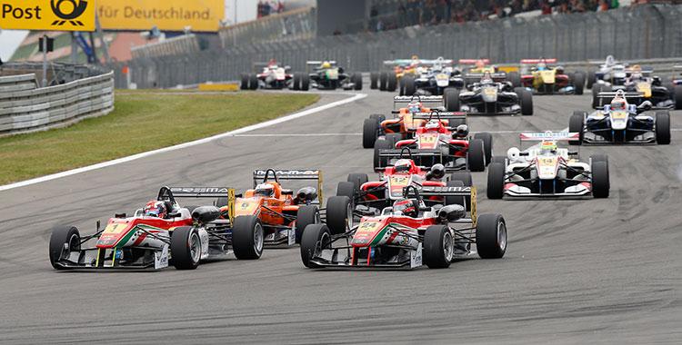 Ufficializzato il calendario dell'Europeo F3 FIA