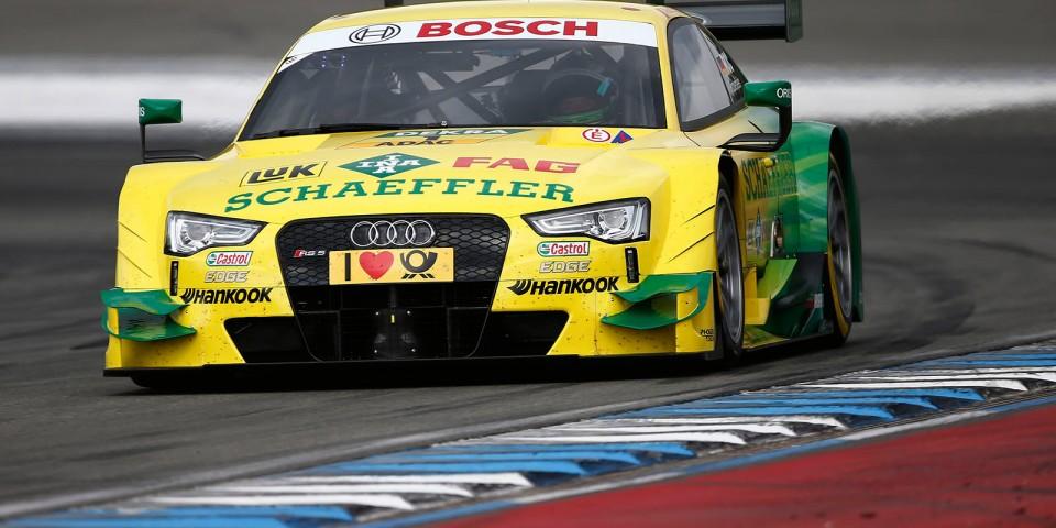 DTM – Parco piloti immutato per l'Audi