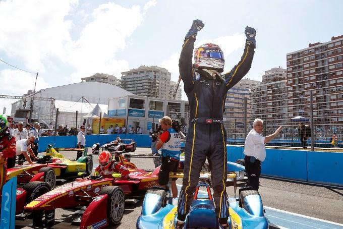 Formula E / Uruguay: Prima vittoria per Buemi