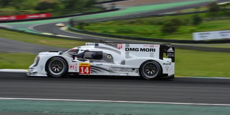 WEC/ 6 ore San Paolo: Primo successo Porsche in LMP1