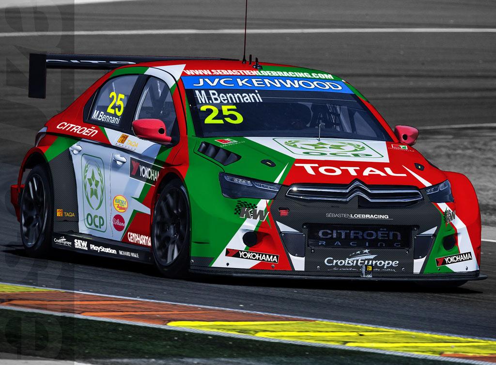 WTCC – La Loeb Racing ingaggia Bennani