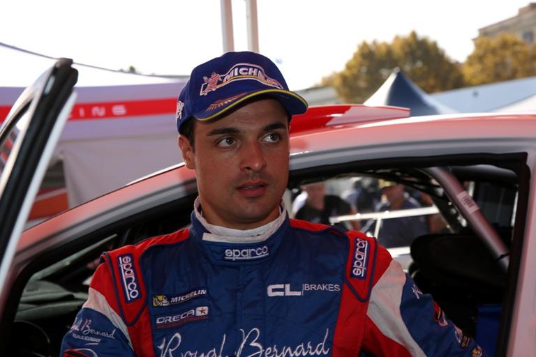 WRC – Bouffier al via a Montecarlo