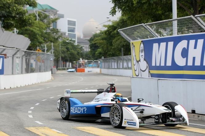 Formula E – Matthew Brabham al posto di Montagny