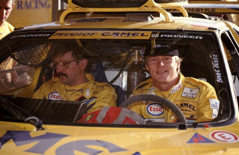 Dakar 1990 – L'ultima volta di Peugeot