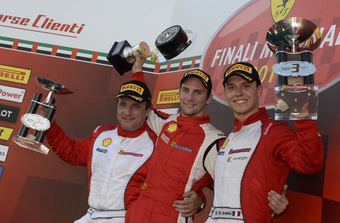 Finali Mondiali – Ferrari Challenge Europe – Di Amato, Perez Companc e Bianchi campioni d'Europa