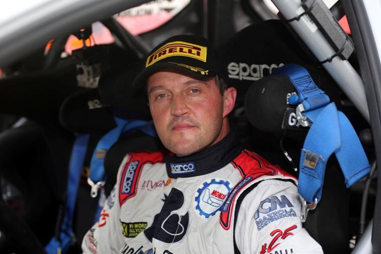 Rally Monza Show 2014, le voci dei protagonisti: Gigi Galli