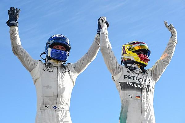 David Coulthard è il vincitore della Race of Champions