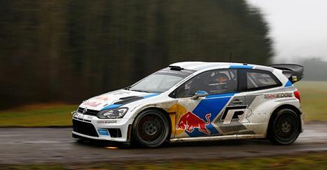WRC – Incidente per Latvala nei test di Montecarlo