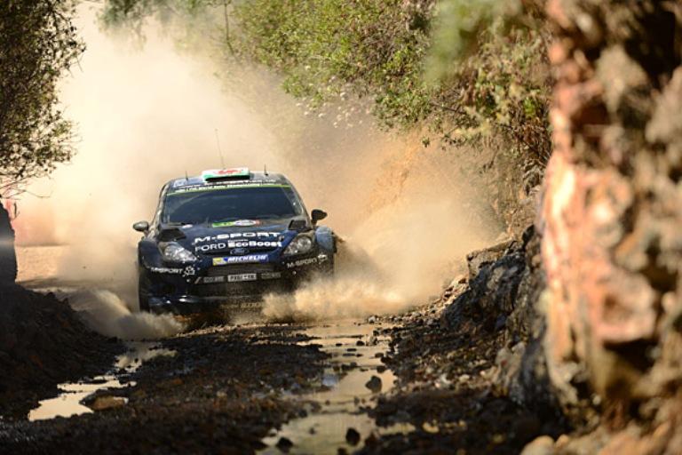 WRC – Il rally frena sull'ibrido