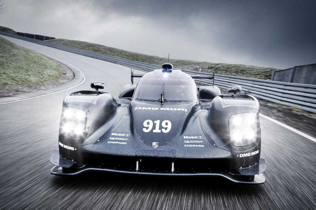 WEC – Prima foto della versione 2015 della Porsche LMP1