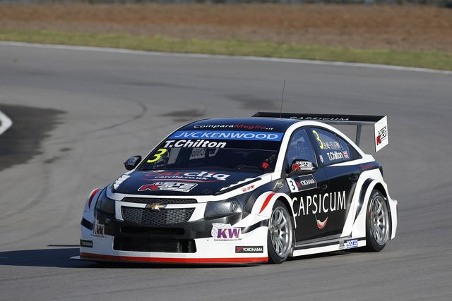 WTCC – Chilton confermato in Roal Motorsport