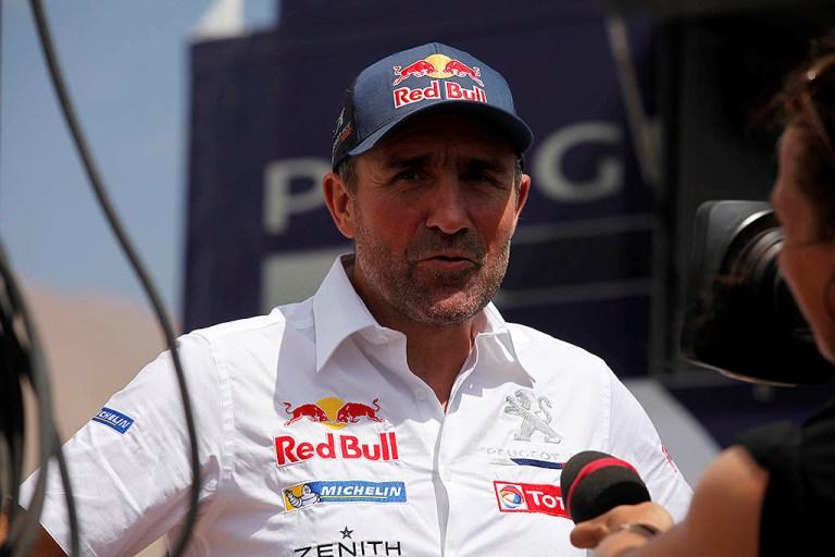 Speciale Dakar 20015: La parola a Peterhansel
