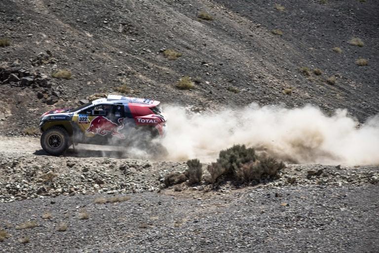 Speciale Dakar 2015: Peterhansel quinto ad Antofagasta