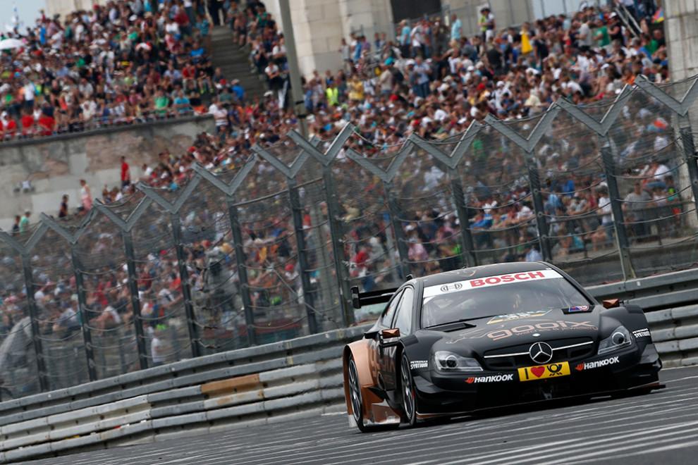 DTM – Gotz e Auer new-entry Mercedes