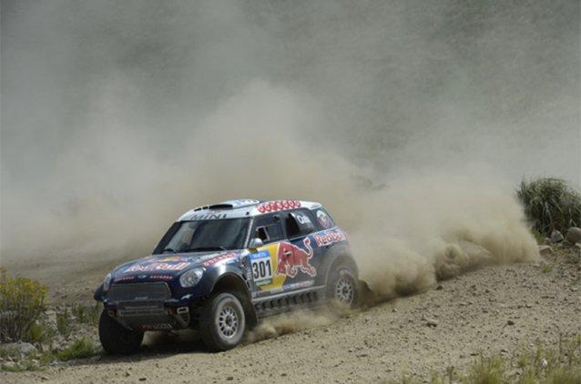 Dakar 2015 – Al-Attiyah si rifà sentire