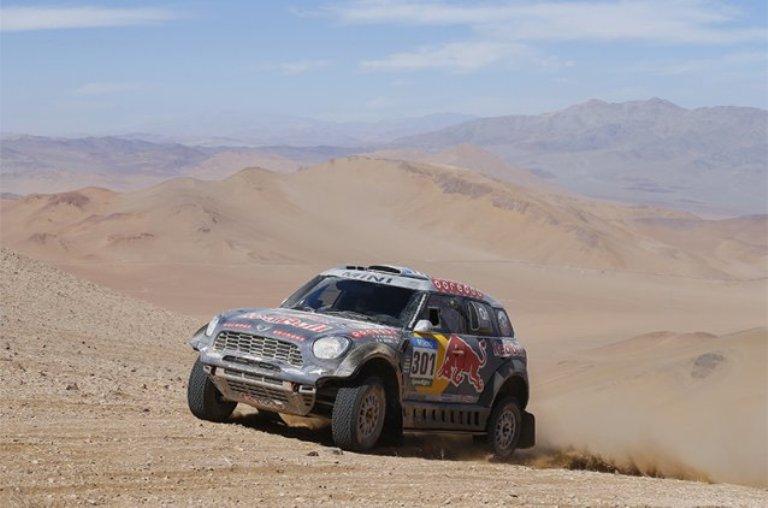 Dakar 2015 – Nuova zampata di Al-Attiyah
