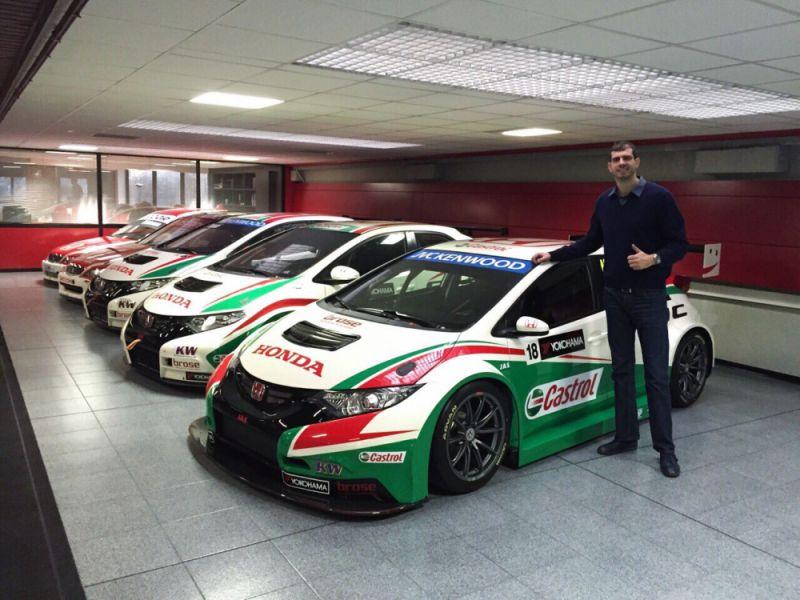 WTCC – Passaggio in Honda per Dusan Borkovic