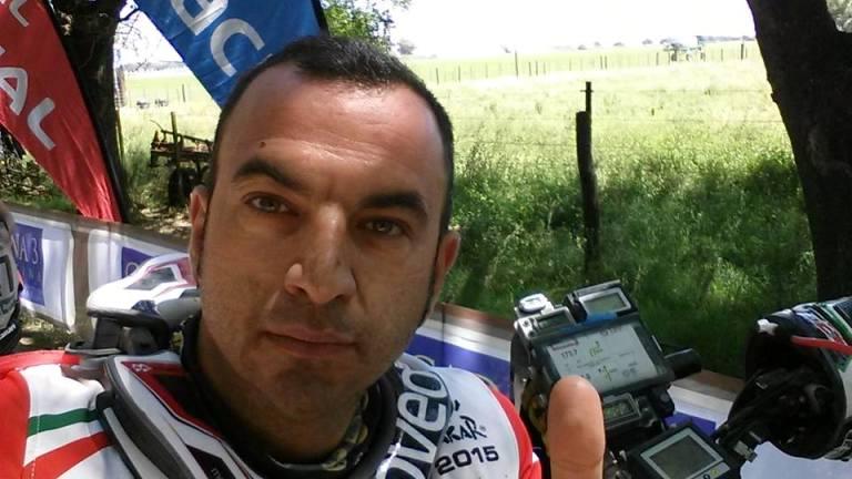 Dakar 2015 – Di nuovo in corsa il centauro Casuccio