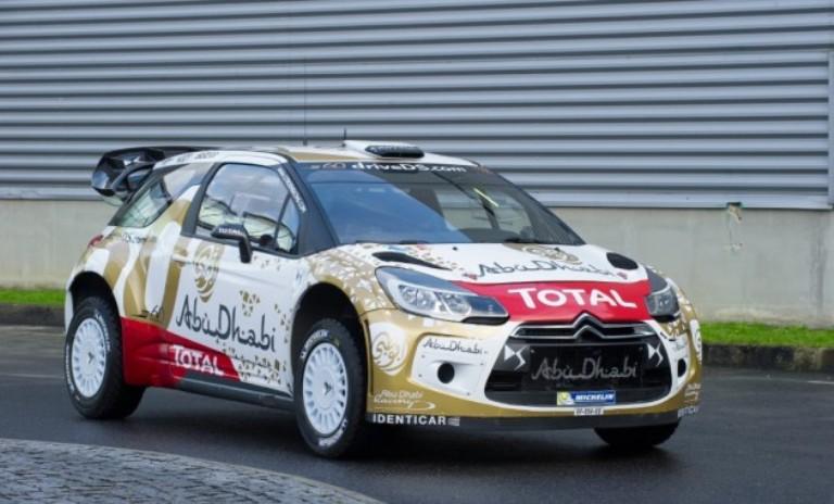 WRC – Citroën scalda i motori per il Montecarlo