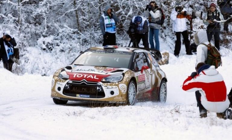 """WRC – Loeb: """"E' stato come se non avessi mai smesso"""""""