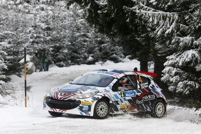 ERC – Pirelli domina in Austria