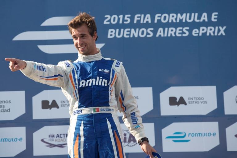 Formula E – A Buenos Aires vince Da Costa