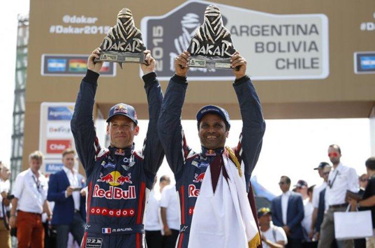"Dakar 2015 – Al-Attiyah: ""Una vittoria speciale"""