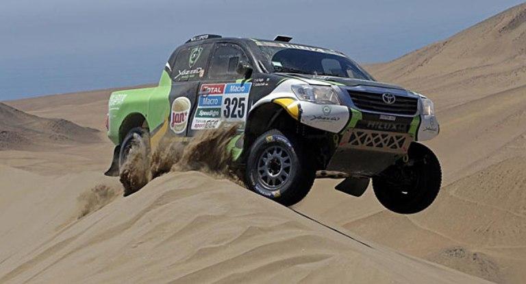 Dakar 2015 – Al-Rajhi firma l'ottava tappa
