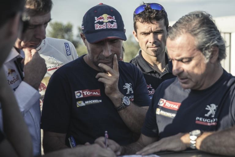 Speciale Dakar 2015: Famin orgoglioso del team Peugeot