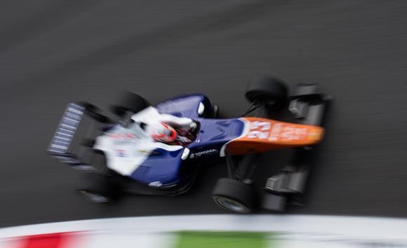 GP3 – Luca Ghiotto e Trident insieme nel 2015
