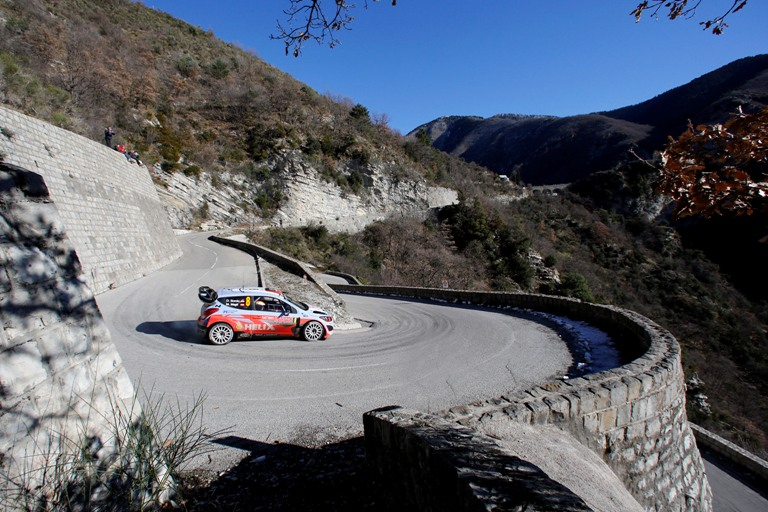"""WRC – Hyundai soddisfatta del suo """"Monte"""""""