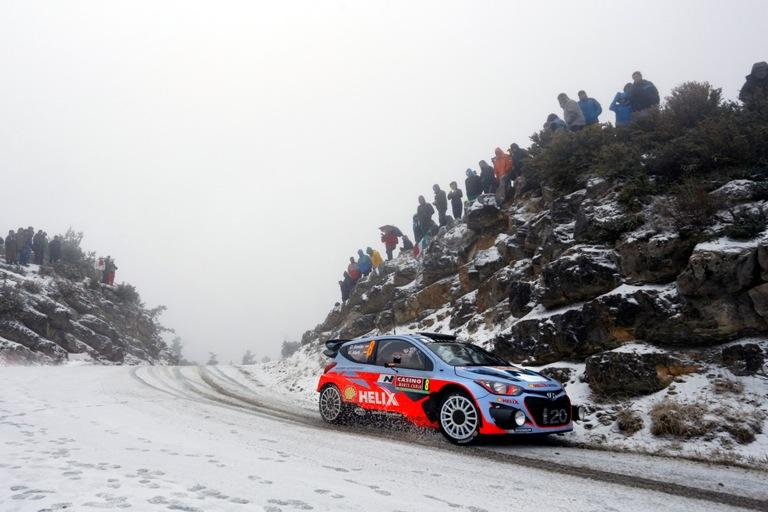 """WRC – Sordo: """"Sarebbe bello un podio a Montecarlo"""""""