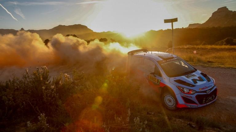 WRC – Hyundai svela la formazione per la Svezia