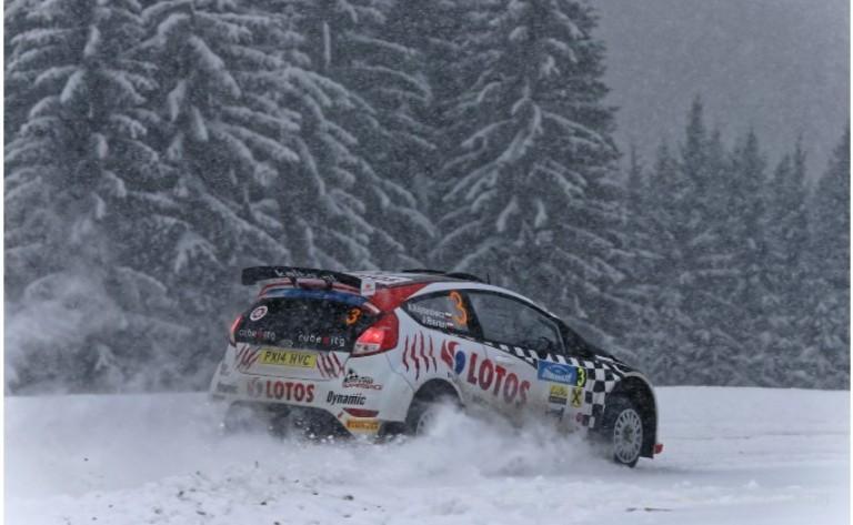 ERC – Kajetanowicz trionfa allo Jänner Rally