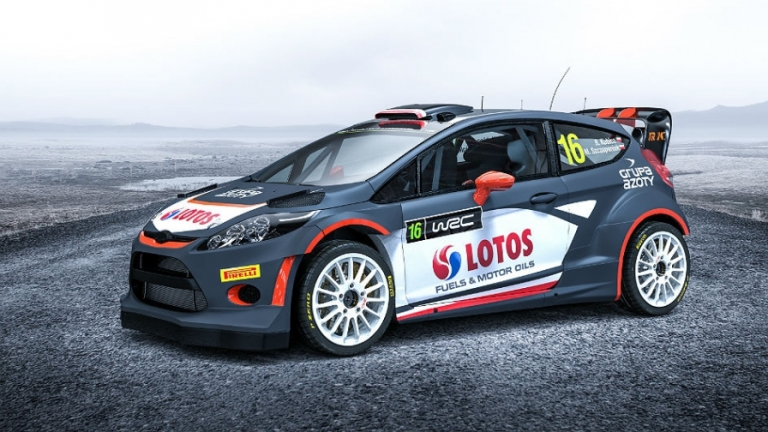 WRC – Ecco la Fiesta di Kubica!