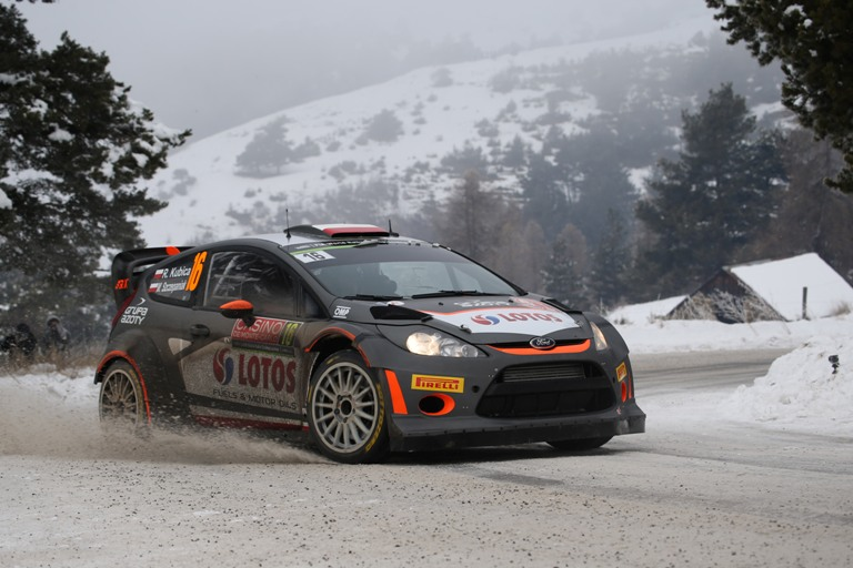 """WRC –  Kubica: """"Una grande sorpresa questa prestazione"""""""