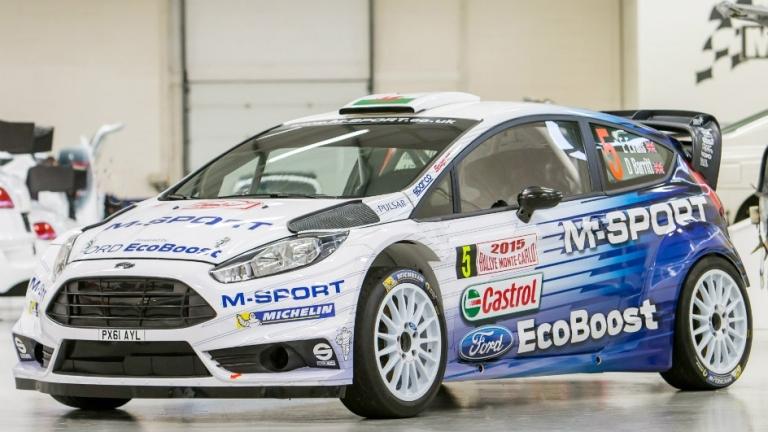 WRC – La Fiesta RS cambia faccia