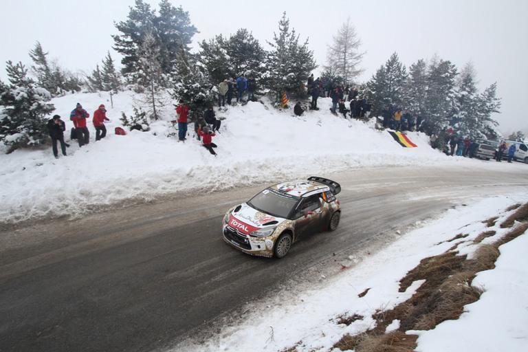 """WRC – Loeb: """"Ormai conta solo arrivare alla fine"""""""