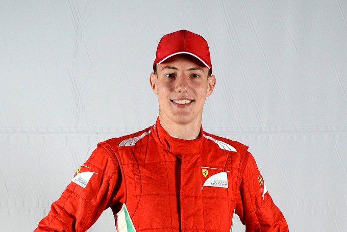 GP2: Marciello porta in pista il Tricolore con Trident